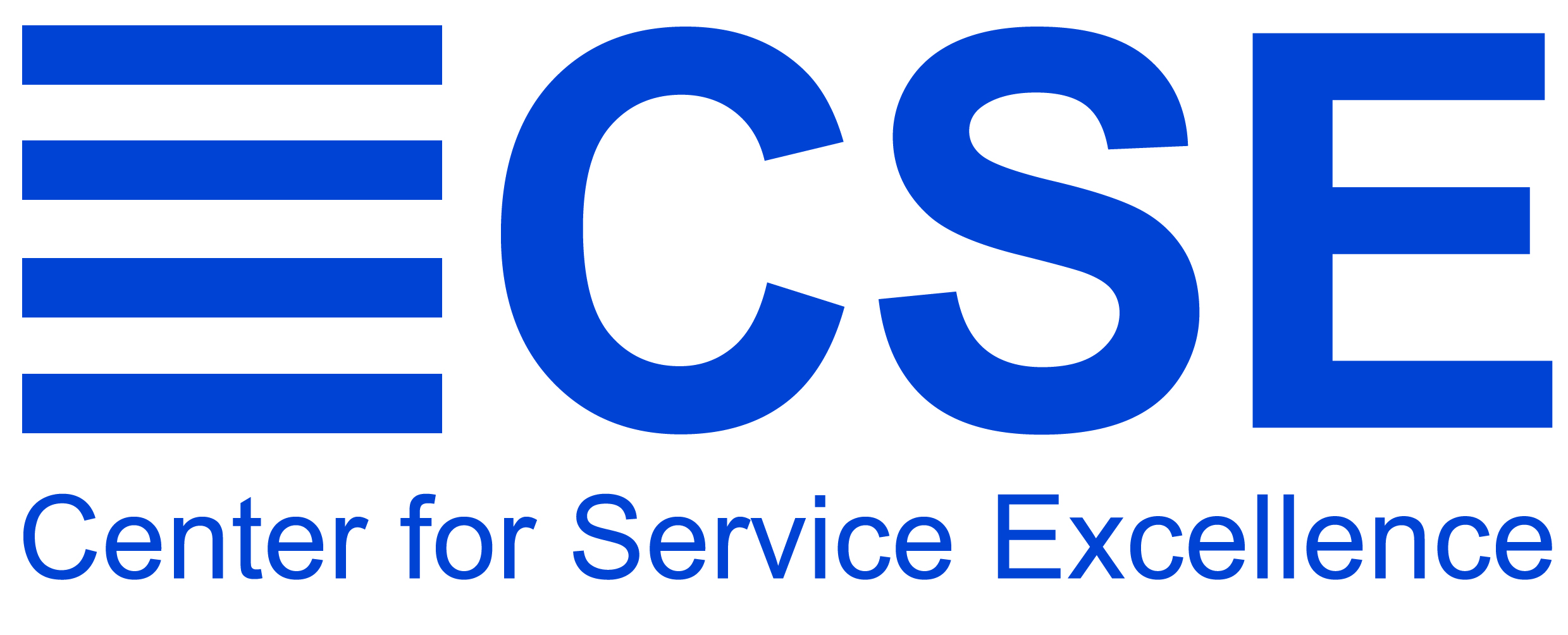 CSE. Center for Service Excellence